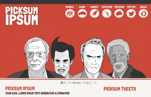 13 picksum ipsum