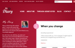 21 the cerebral palsy blog layout